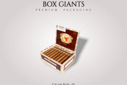 Custom Printed Cigar Boxes