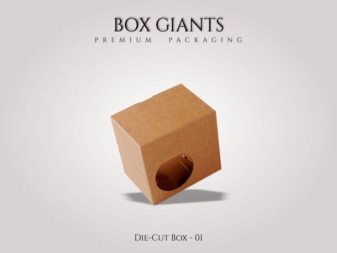 Custom Printed Die Cut Boxes