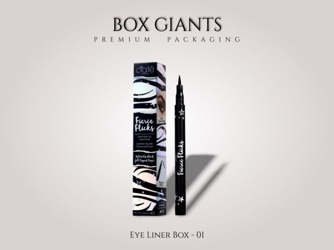 Eye Liner Boxes