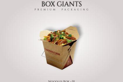 Noodles Boxes