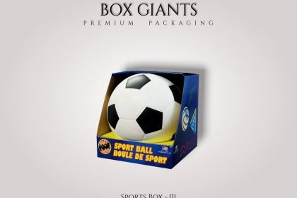 Custom Printed Sports Boxes