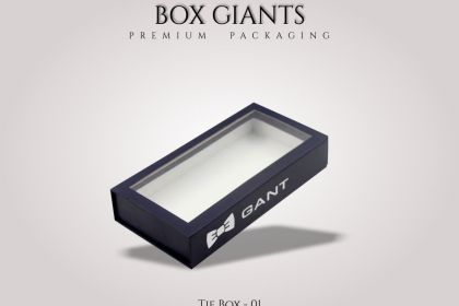Custom Printed Tie Boxes