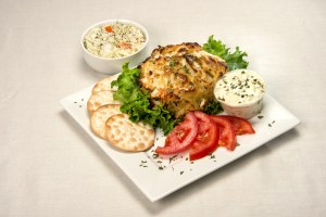 Check out these delicious sauces to pair with Box Hill crab cakes for your Valentine's Day meal!