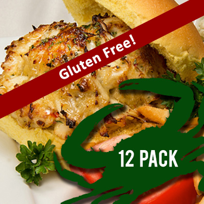 Learn how to make gluten free crab cakes!