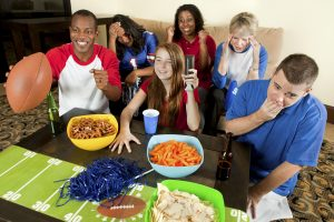 Stay safe and germ-free at your Super Bowl party this Sunday!