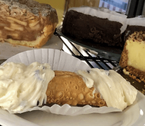 Be sure to treat yourself with some delicious dessert from Box Hill!