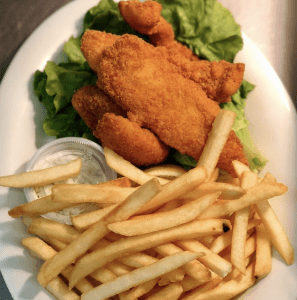 Learn about the history of the traditional fish and chips.
