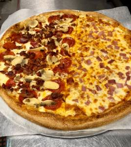 Is your favorite pizza on the list?