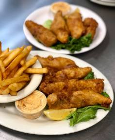Learn about rockfish and how it is cooked.