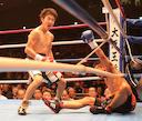速報)拳四朗VSペドロ・ゲバラ WBC世界ライトフライ級タイトルマッチ(10月22日)2-0の判定で防衛成功