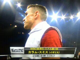 速報)カラム・スミスが苦戦の末、判定で防衛成功 VSジョン・ライダー(WBA世界S・ミドル級タイトルマッチ)DAZNで生配信