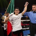 Joseph Diaz jr wins