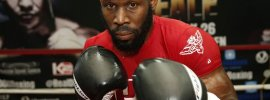 Bryant Jennings workout 7/22/14