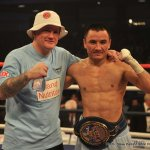 Boxing Sheffield Ponds Forge 15
