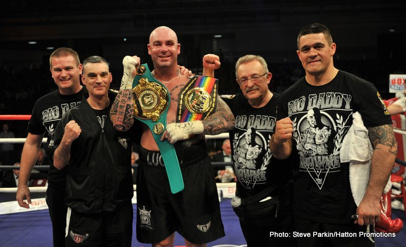 Boxing Sheffield Ponds Forge 23