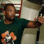 Mike Perez workout 7/22/14