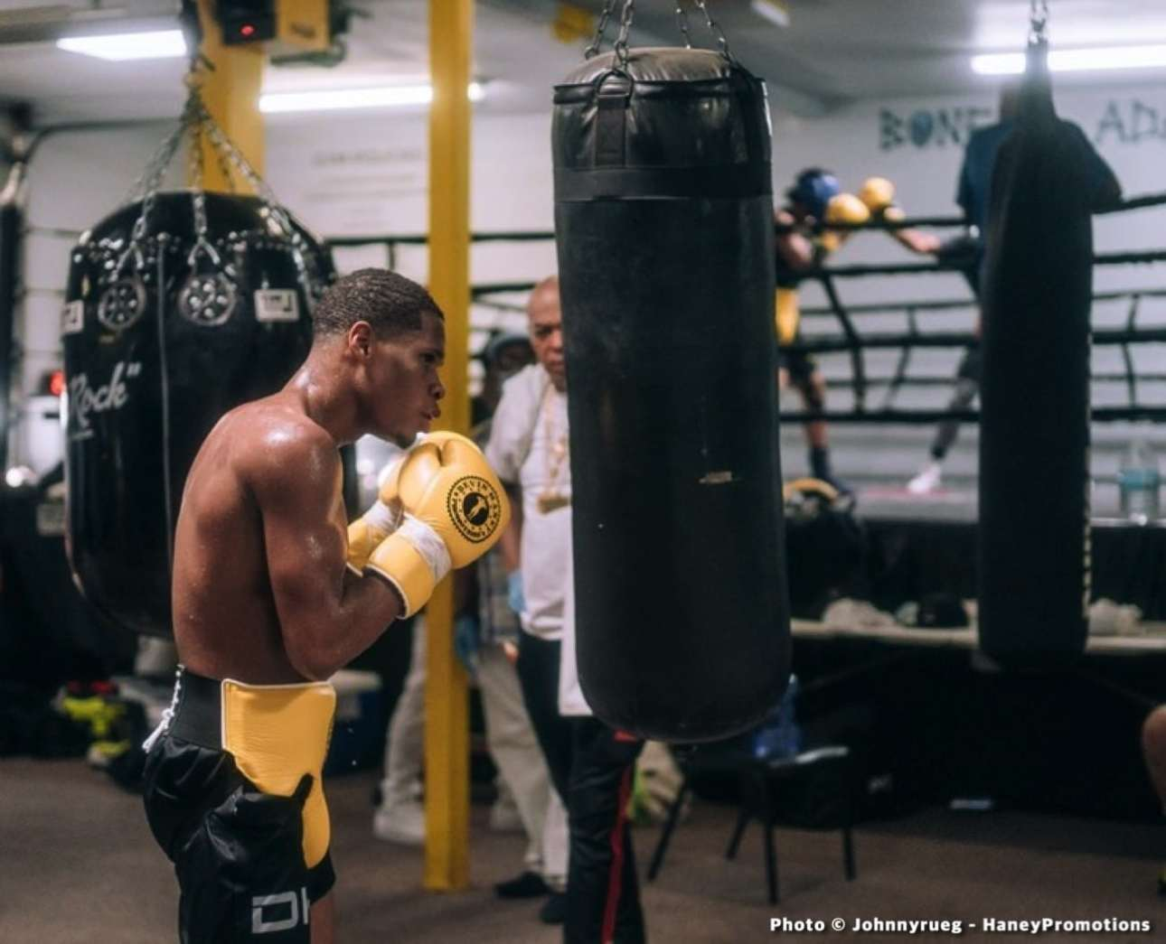 Eddie Hearn expecting Devin Haney is ready for his benchmark against Jorge Linares