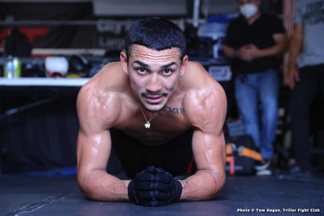 Teofimo Lopez Media Workout Quotes For George Kambosos Fight On June 19th
