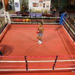 9 ago 2013 Bomba Gonzalez last pre weigh in and training for Giovani Segura 12