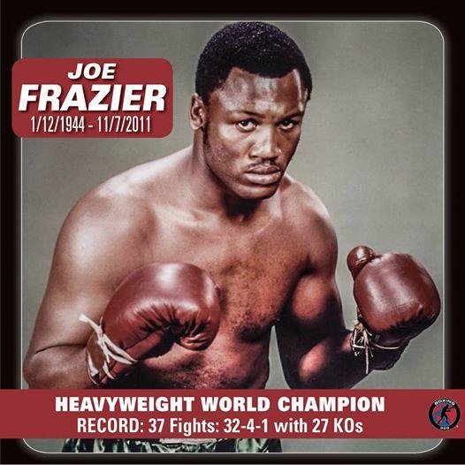 Joe Frazier KO 5 Ron Stander