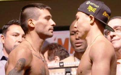Matthysse vs Provodnikov - Lucas Matthysse and Ruslan Provodnikov Face Off