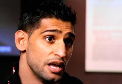 Khan vs Algieri - Amir Khan explains milk bottle trick ahead of Chris Algieri clash