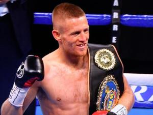 Terry Flanagan fights alongside Billy Joe Saunders on March 14