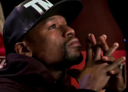 Who will assume Floyd Mayweather's position in boxing?