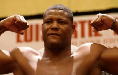 Luis Ortiz is a serious threat at Heavyweight