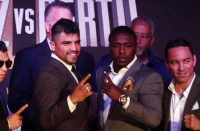 The Ortiz vs Berto II Tale of the Tape suggests another evenly-matched boxing affair