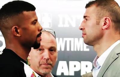 Jack vs Bute headlines tonight in Washington D.C.
