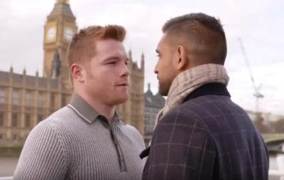 Canelo vs Khan is an eagerly anticipated boxing clash this weekend