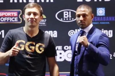 Kell Brook may be an underestimated challenger of Gennady Golovkin