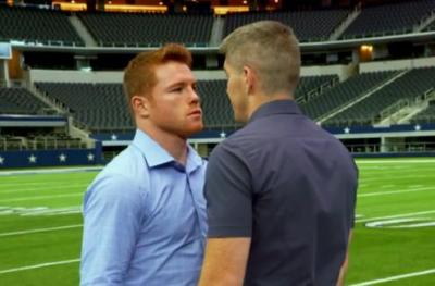 Canelo vs Smith will be topping a stacked Texas boxing bill