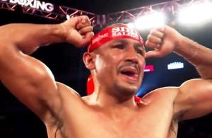 Orlando Salido returns in the December schedule
