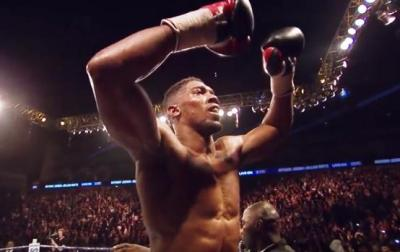 Joshua vs Molina delivered another sensational KO for Anthony Joshua