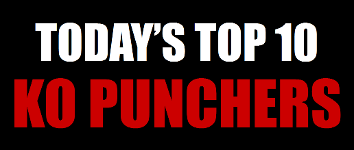 Hardest Punchers in Boxing Banner