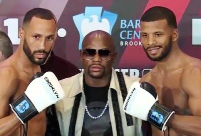 DeGale vs Jack sees two world titles on the line tonight