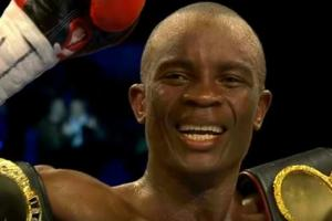 Julius Indongo will soon get another crack at a world title