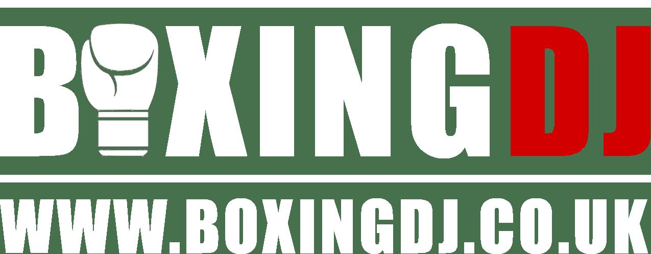 The Boxing DJ