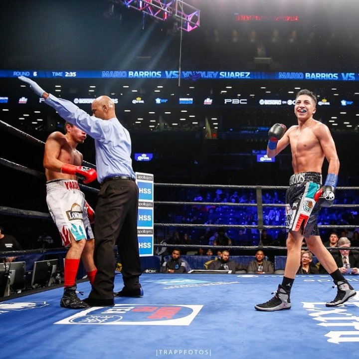 Image result for mARIO BARRIOS WITH BELT