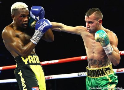 Subriel Matias reacts to Maxim Dadashev's death ⋆ Boxing ...