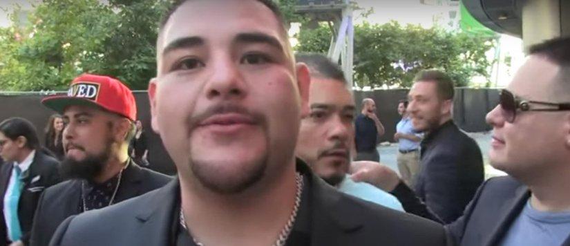 Anthony Joshua Andy Ruiz DAZN Eddie Hearn Joshua vs Ruiz Matchroom Boxing