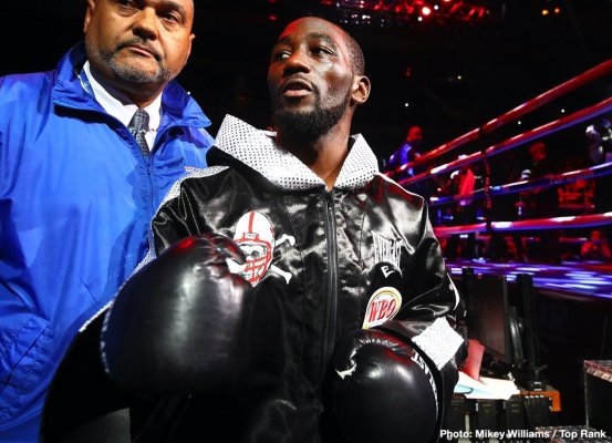 Terence Crawford is still in first place above Canel Alvarez on ESPN's pound for pound list ⋆ Boxing News 24