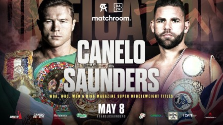 Saunders Angry About Ring Size For Canelo Fight, Insisting On 22-foot ⋆  Boxing News 24