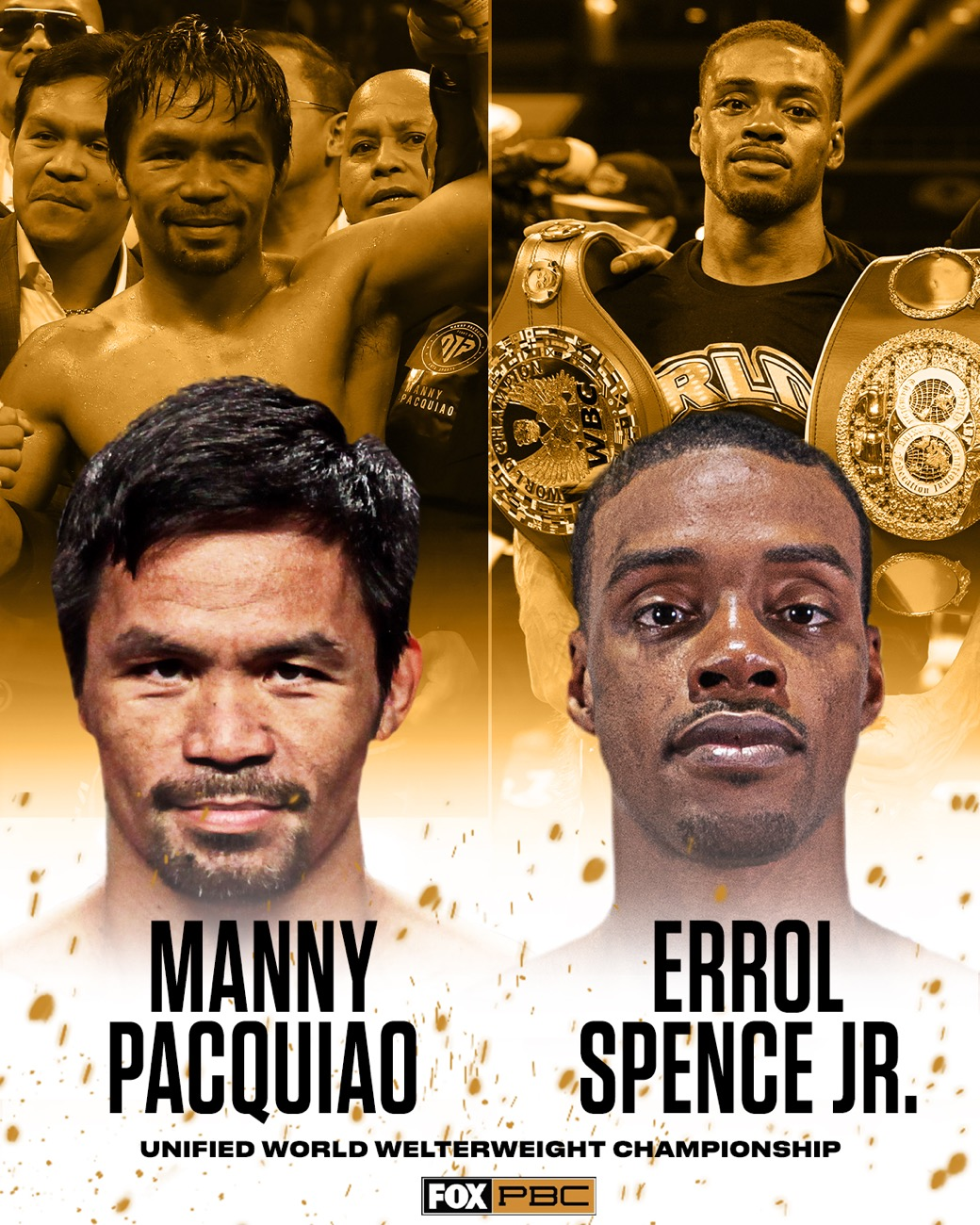 Bernard Hopkins gave a prediction for the fight between Manny Pacquiao and Errol Spence