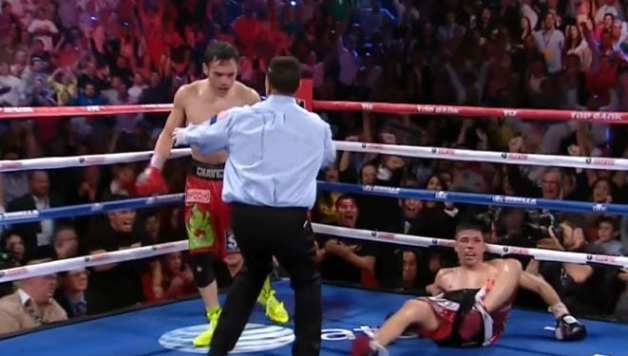 Sergio Martinez vs Julio Chavez Jr