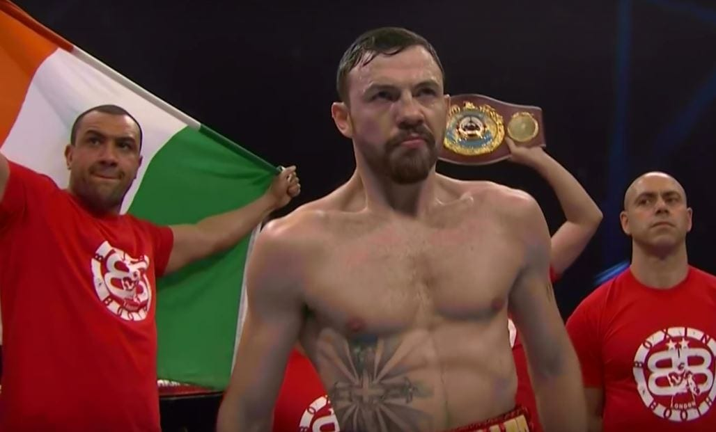 Breaking: Former World Champion Andy Lee Retires From Boxing