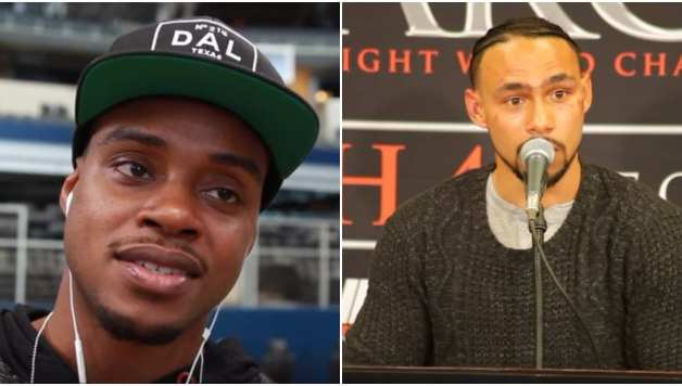 errol spence jr vs keith thurman