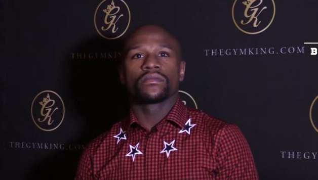 Mayweather On Brook vs Spence
